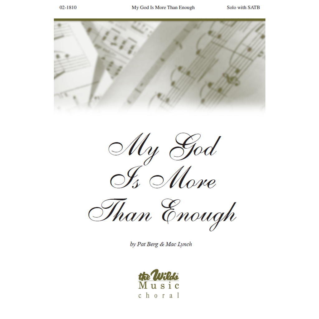 My God Is More Than Enough