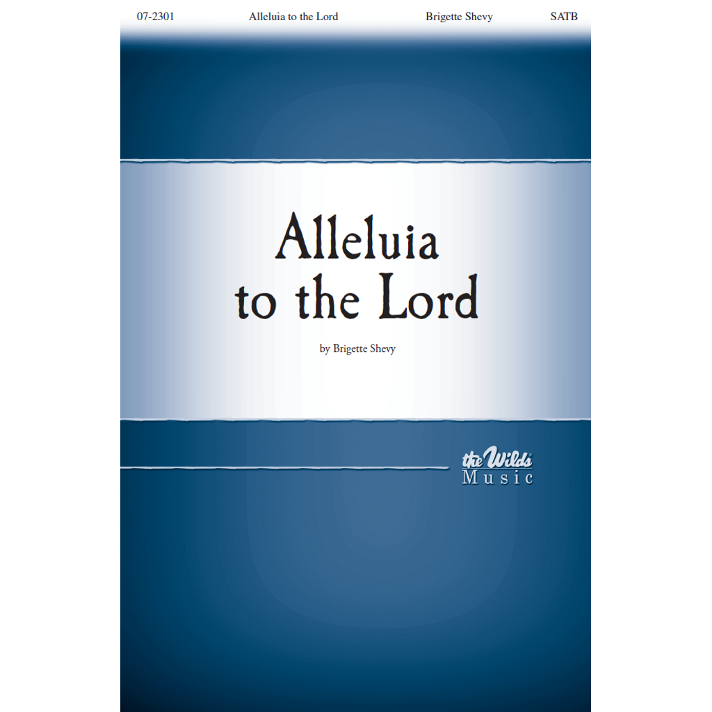 Alleluia to the Lord