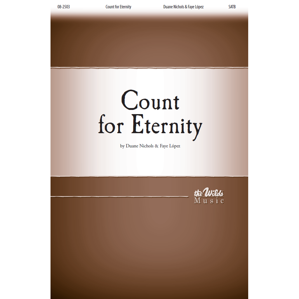 Count for Eternity