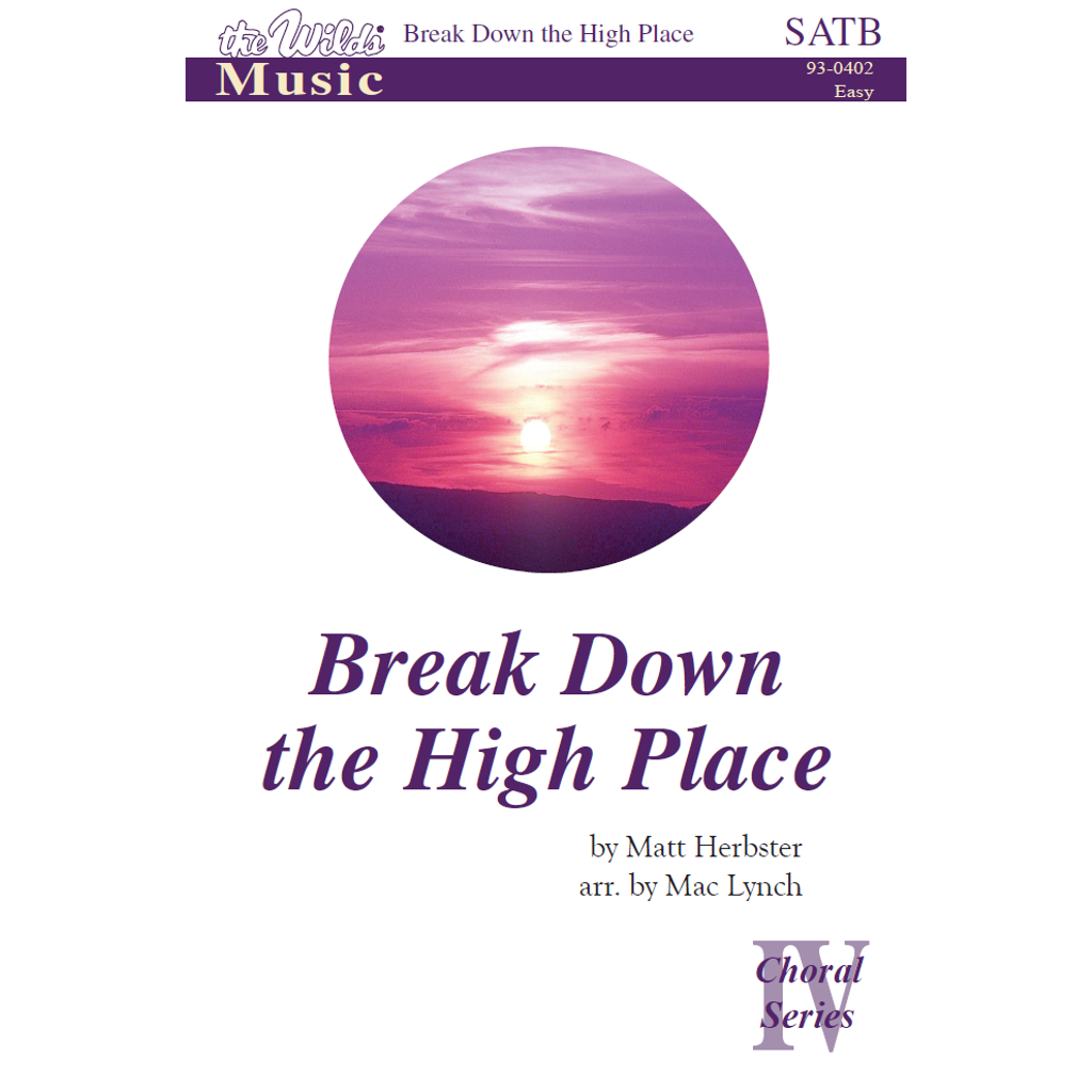 Break Down the High Place