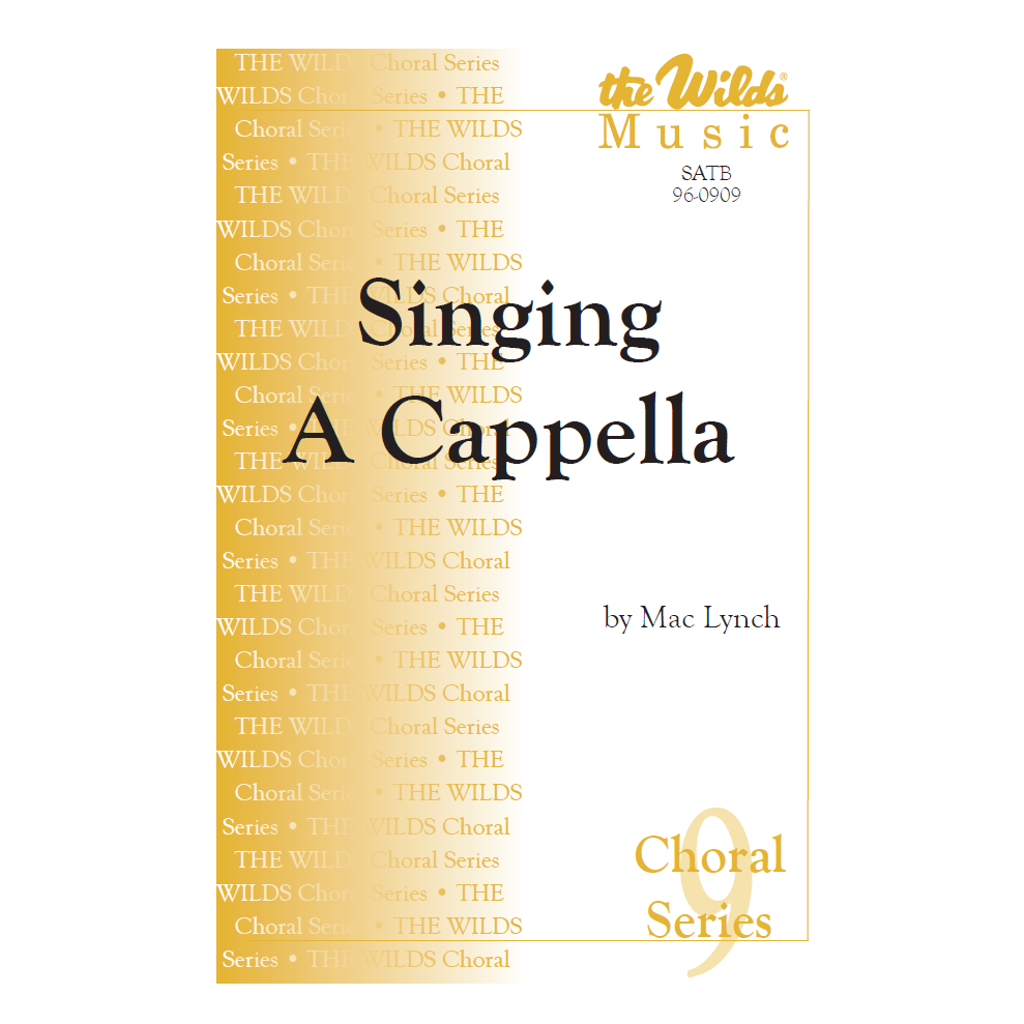 Singing A Cappella