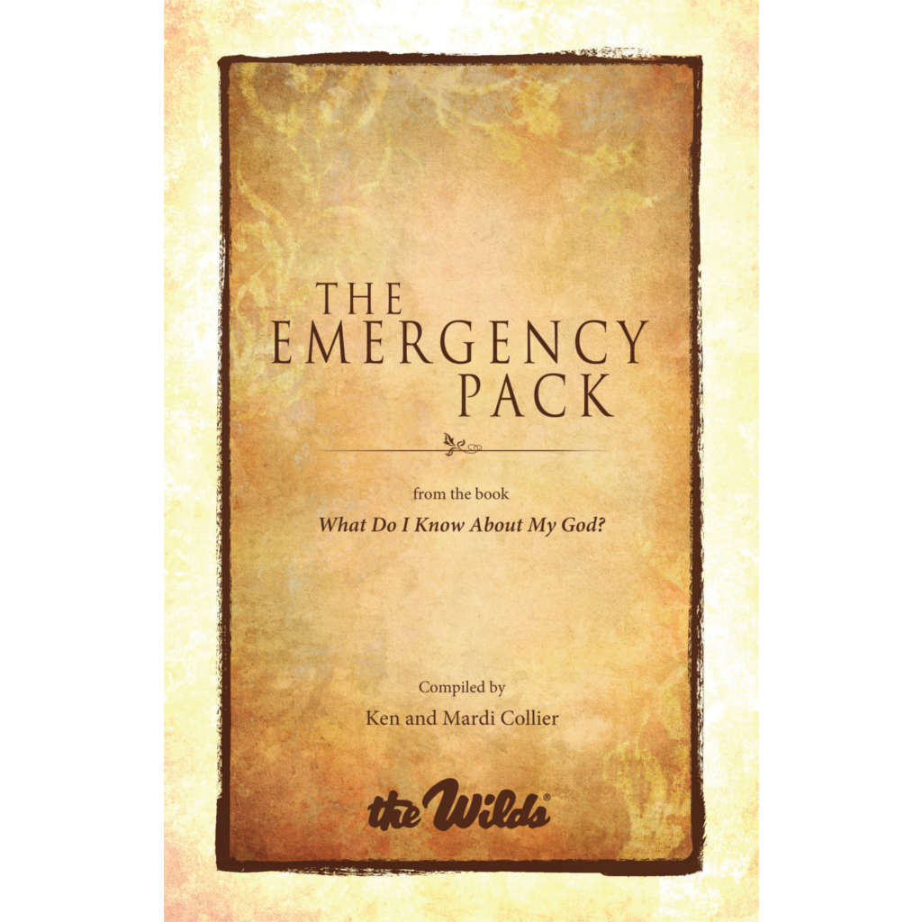 The Emergency Pack