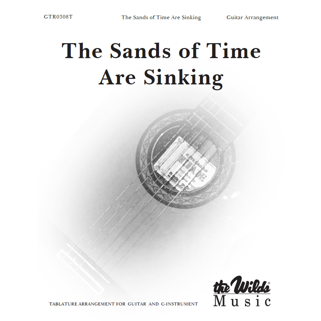 The Sands of Time Are Sinking