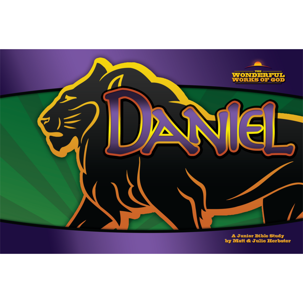Daniel (Junior Bible Study)