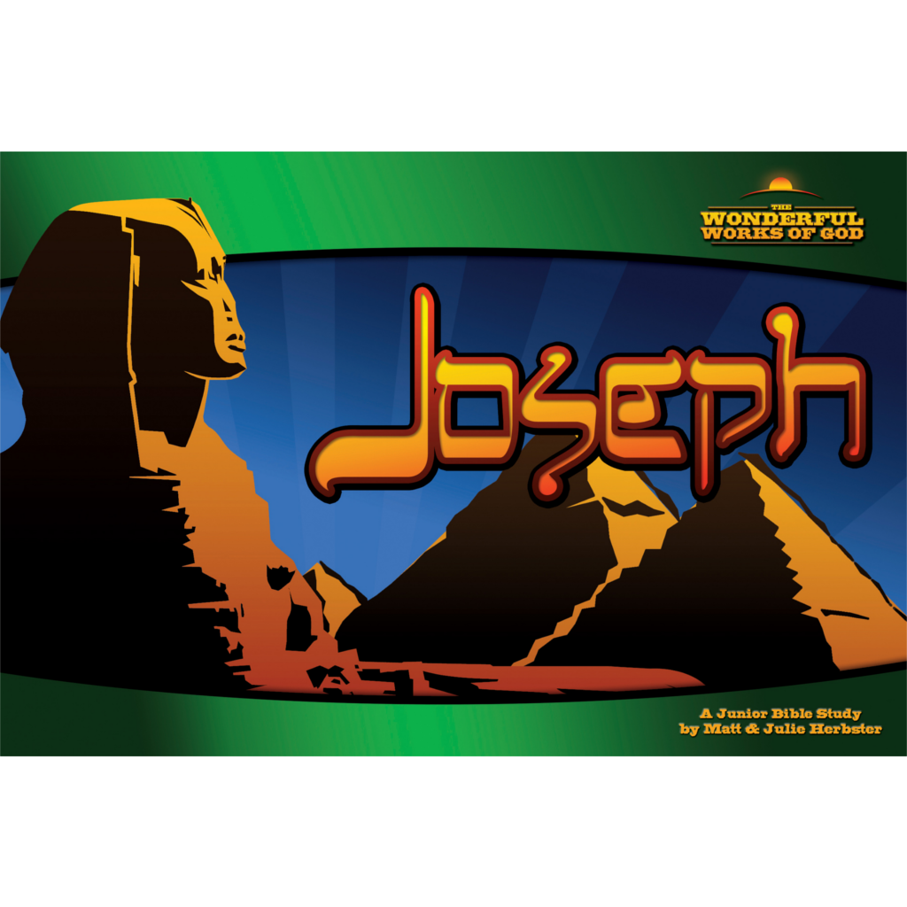 Joseph (Junior Bible Study)