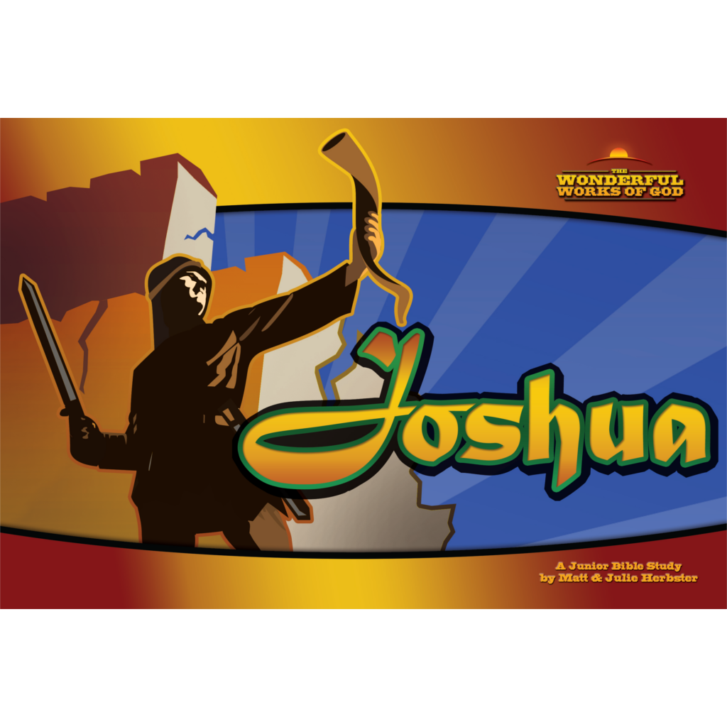 Joshua (Junior Bible Study)