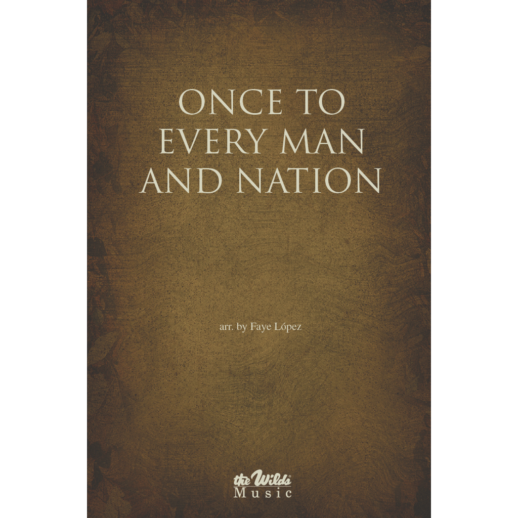Once to Every Man and Nation