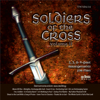 Soldiers of the Cross Vol. 2 CD