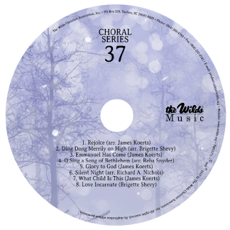 Choral Series 37 demo CD